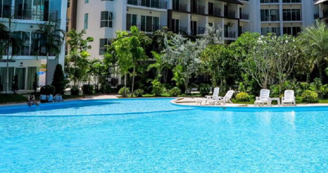 7a. Le Breeze Hua Hin Pool