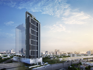 Ariva Metris Rama 9 Serviced Residences